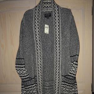 Warm Sweater Coat